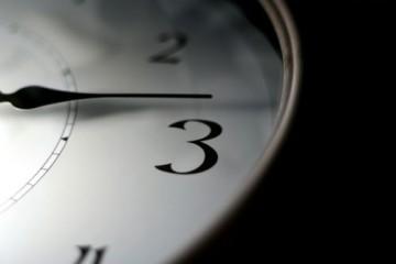 Mudança de horários na programação