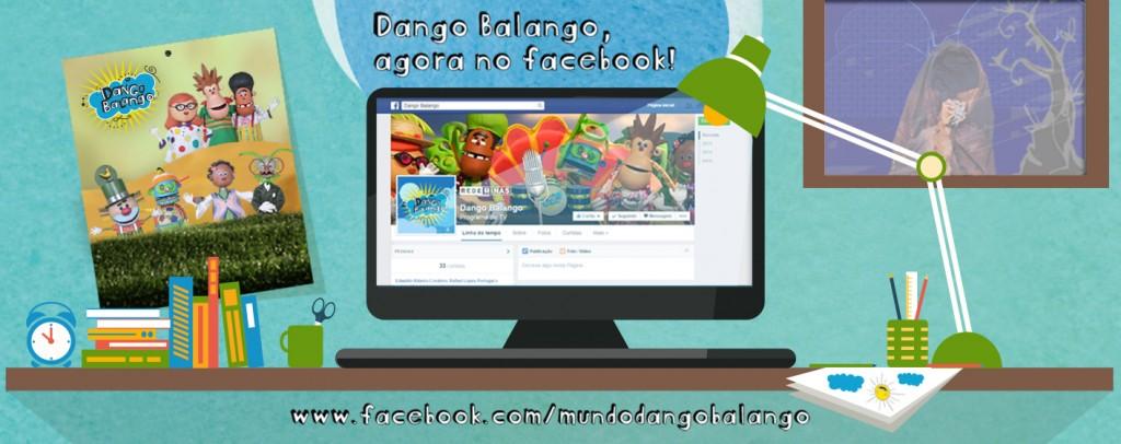 Dango Balango no facebook