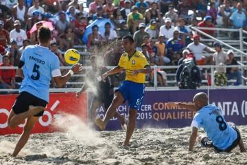 Rede Minas exibe Copa do Mundo de Futebol de Areia