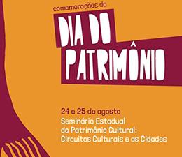 Rede Minas transmite Seminário Estadual do Patrimônio Cultural