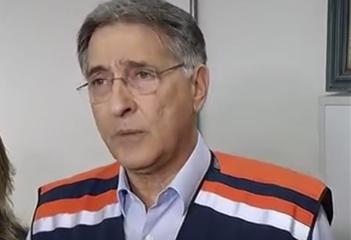 Fernando Pimentel fala sobre a tragédia