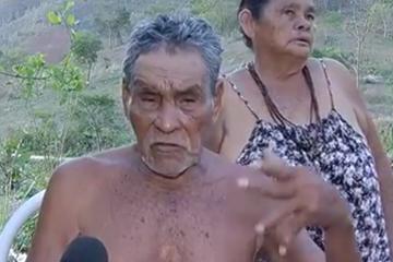 Índios Krenak sofrem com a tragédia de Mariana