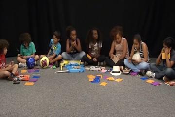 Crianças e o Mês da Consciência Negra