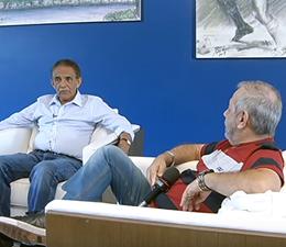 Entrevista com dirigente do Cruzeiro repercute nacionalmente