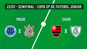 Semifinal Copa SP Júnior