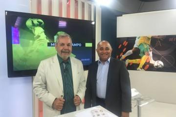 Ministro dos Esportes fala sobre Olimpíadas no Meio-de-Campo