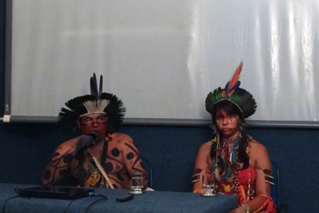 Projeto Diálogos Rede Minas recebe representantes indígenas