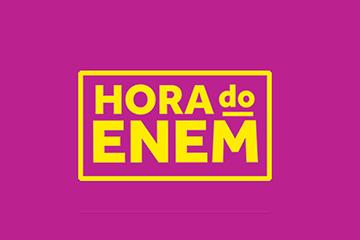 Rede Minas exibe a Hora do Enem