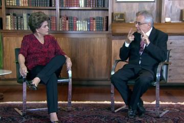 Assista à Entrevista Especial com Dilma Rousseff