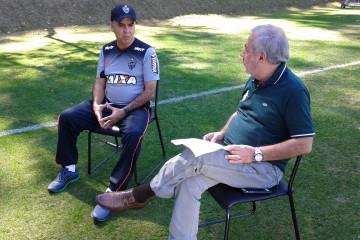 Entrevista exclusiva com Marcelo Oliveira no Meio-de-Campo
