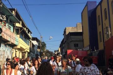 Rede Minas participa da abertura do 1º Festival de Inverno de Vilas e Favelas