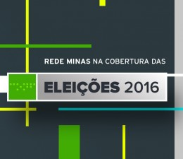 Rede Minas na cobertura das eleições 2016