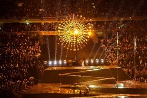 Jogos Paralímpicos cerimônia