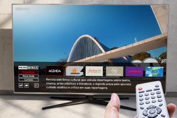 Rede Minas é pioneira na interatividade na TV digital