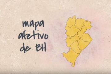 Jornal Minas traça mapa afetivo de BH