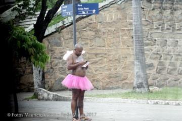 Fotógrafo da Rede Minas faz registro do Carnaval de BH