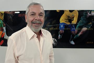Orlando Augusto recebe homenagem na final do Mineiro