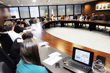 Itália Nostra é apresentado na Casa Civil