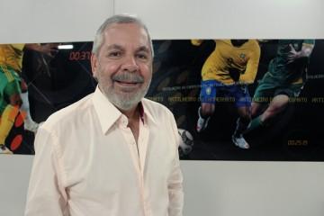 Orlando Augusto participa do No Mundo da Bola