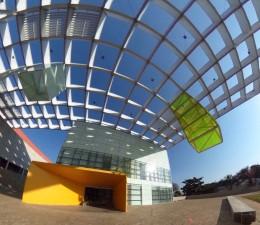 Nova sede Rede Minas