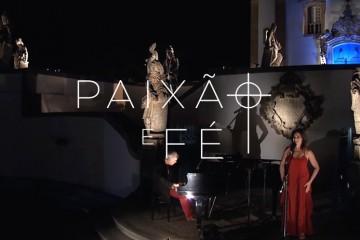 """Especial """"Paixão e Fé"""" reúne show, poesia e questionamentos sobre mineração"""