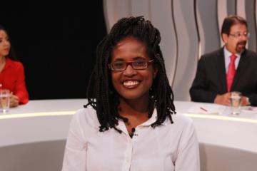 Djamila Ribeiro é a segunda entrevistada do Voz Ativa