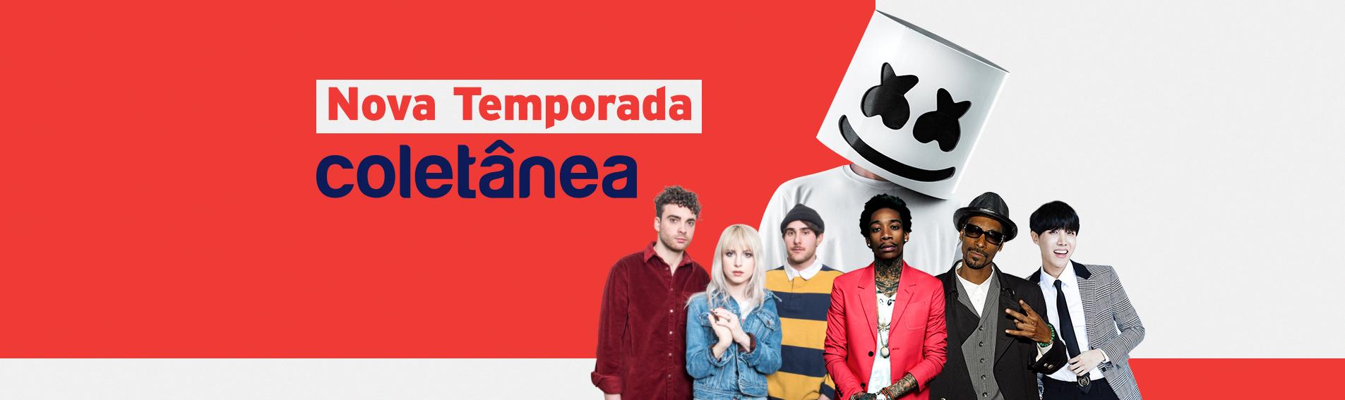 Banner Coletânea Nova Temporada