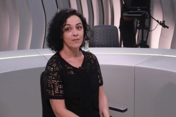Marcia Tiburi fala sobre filosofia, política e feminismo no próximo Voz Ativa