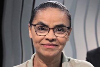 Candidata à presidência da República, Marina Silva é a convidada do Voz Ativa desta segunda-feira