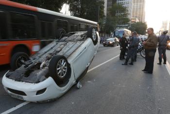 Problemas e soluções para o trânsito em destaque no Jornal Minas 2ª edição