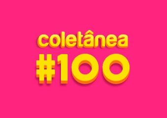Coletânea comemora 100 edições
