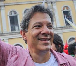 Rede Minas exibe sabatina da TVE Bahia com Haddad