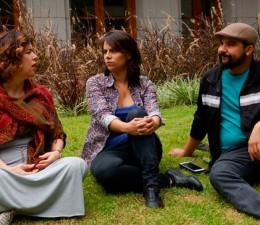 Simone Pio, Sabrina Damasceno e Marcos Maia - Humanidades