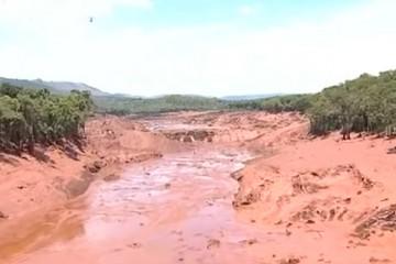 Cobertura do rompimento da barragem em Brumadinho