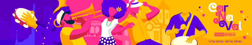 Carnaval 2019 - Uma festa, várias folias