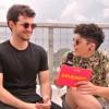 Coletânea bate um papo com artistas no Festival Planeta Brasil