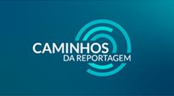 Caminhos da Reportagem - logo