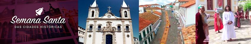 Semana Santa das Cidades históricas