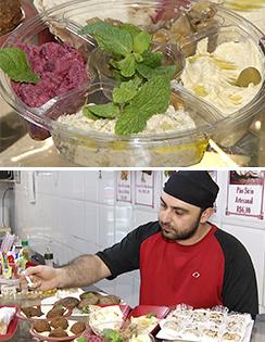 Comida árabe em Belo Horizonte
