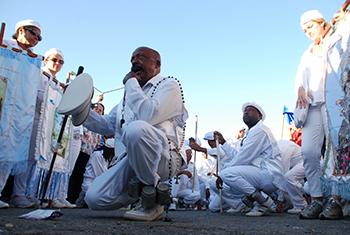 Festa do Rosário é tema de documentário na Faixa de Cinema