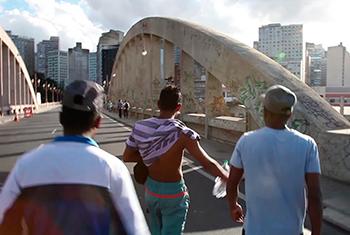 Realidade de jovens que vivem na rua em destaque na Faixa de Cinema