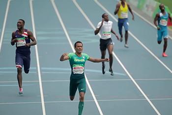 Série do Jornal Minas destaca atuação de atletas brasileiros no Parapan