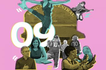 Aniversários, lançamentos e especiais: relembre os destaques de setembro na Rede Minas