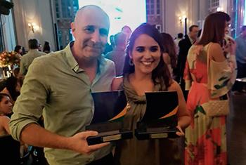 Rede Minas conquista premiação dupla no 8º Prêmio CDL/BH de jornalismo