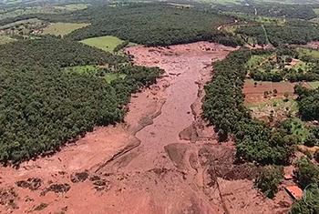 Rompimento de barragem em Brumadinho completa um ano