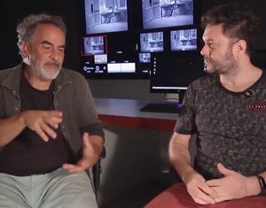 Conversas com diretores de obras exibidas na Faixa de Cinema são disponibilizadas